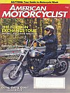 American Motorcyclist March 1993