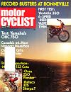 Motorcyclist December 1972