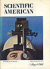 Scientific American August 1968