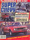 Super Chevy March 1985