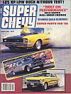 Super Chevy March 1986