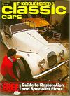 Thoroughbred & Classic Cars October 1978