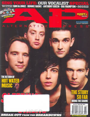 Alternative Press Number 287