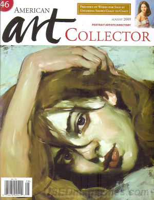 American Art Collector August 2009