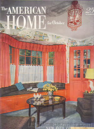 American Home October 1950