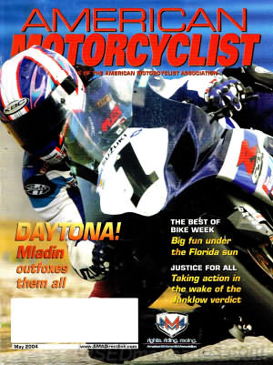 American Motorcyclist May 2004