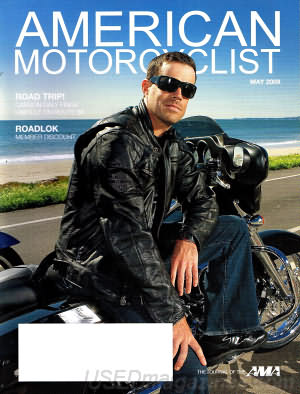 American Motorcyclist May 2009