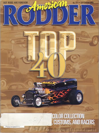 American Rodder September 1998