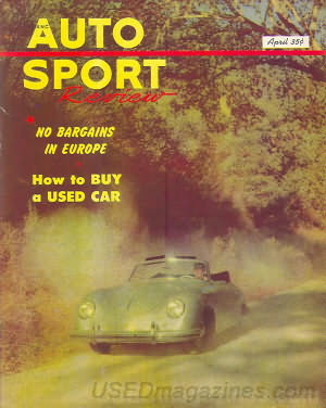 Auto Sport Review April 1953