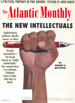Atlantic Monthly, The March 1995