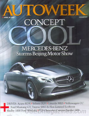 AutoWeek April 30, 2012