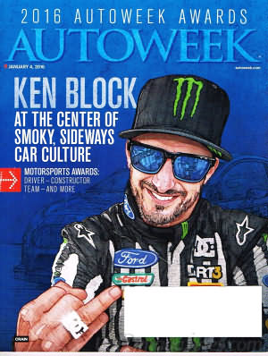 AutoWeek January 04, 2016