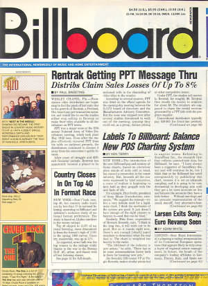 Billboard June 01, 1991