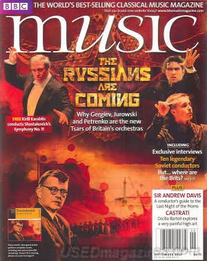 BBC Music September 2009