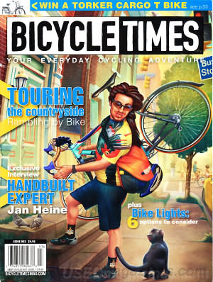 Bicycle Times Number 3