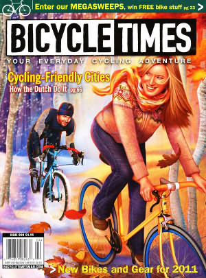 Bicycle Times Number 8