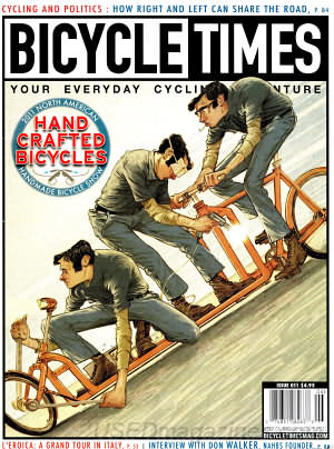 Bicycle Times Number 11
