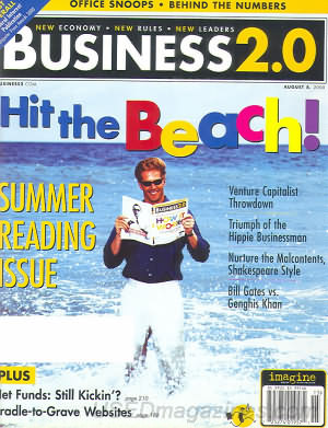 Business 2.0 August 08, 2000