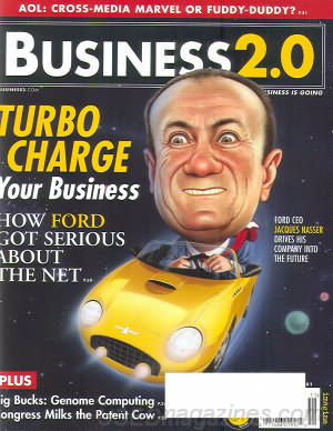 Business 2.0 May 29, 2001