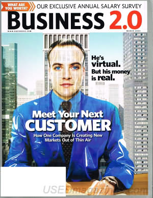 Business 2.0 March 2003