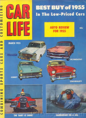 Car Life March 1955