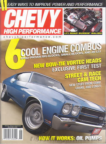 Chevy High Performance June 2005