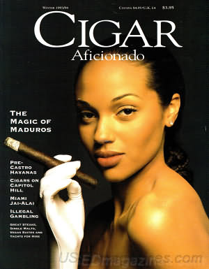 Cigar Aficionado Winter 1993