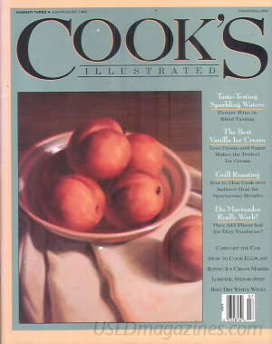 Cook's Illustrated July 1993