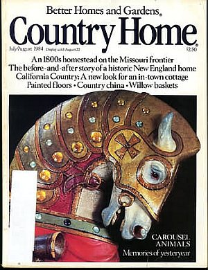Country Home July/August 1984