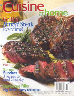 Cuisine (August Home) January 2002