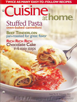 Cuisine (August Home) February 2002