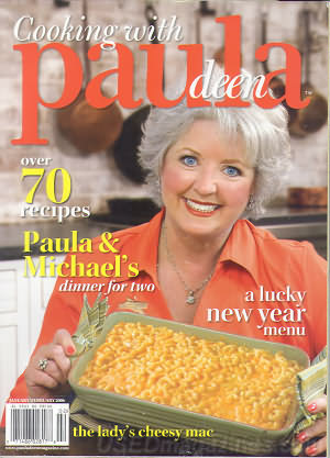 Cooking with Paula Deen January/February 2006
