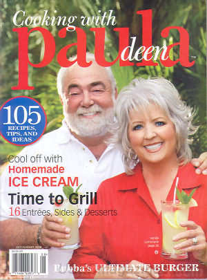 Cooking with Paula Deen July/August 2008