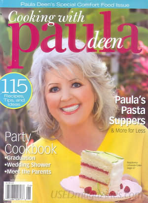Cooking with Paula Deen May/June 2009