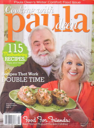 Cooking with Paula Deen January/February 2010