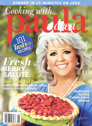 Cooking with Paula Deen May/June 2010