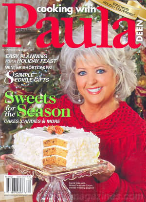 Cooking with Paula Deen November/December 2011