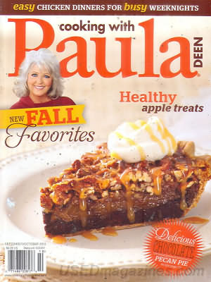 Cooking with Paula Deen September/October 2012