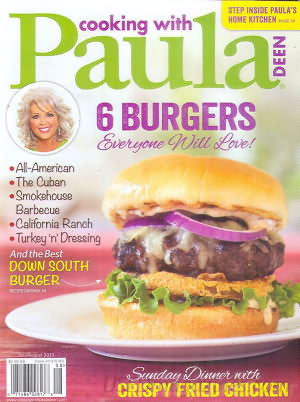 Cooking with Paula Deen July/August 2013