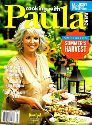 Cooking with Paula Deen July/August 2014