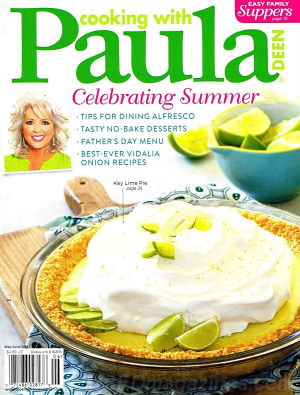Cooking with Paula Deen May/June 2015