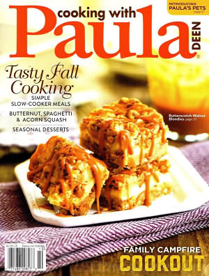 Cooking with Paula Deen September/October 2015