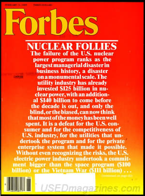 Forbes February 11, 1985