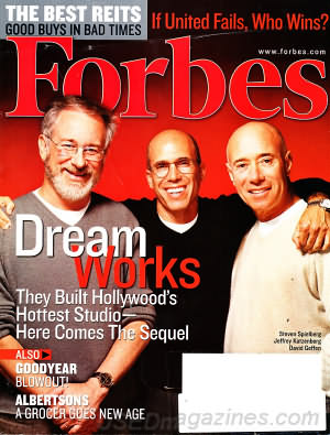Forbes March 03, 2003