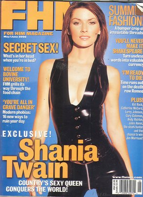 FHM (For Him Magazine) May/June 2000