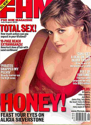 FHM (For Him Magazine) July/August 2000