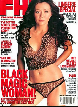 FHM (For Him Magazine) December 2000