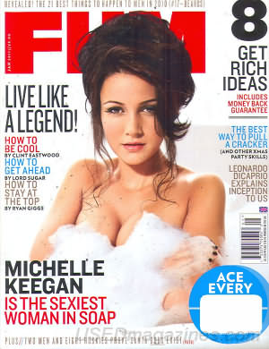 FHM (For Him Magazine) January 2011