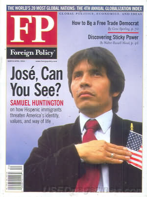 Foreign Policy March/April 2004