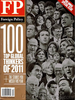Foreign Policy December 2011